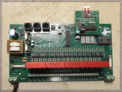 lynx express controller